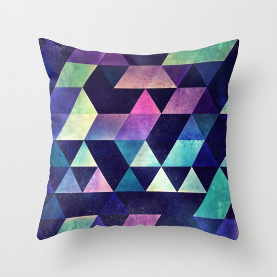 syshyl xhyllyng Throw Pillow