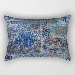 Urban Art Rectangular Pillow