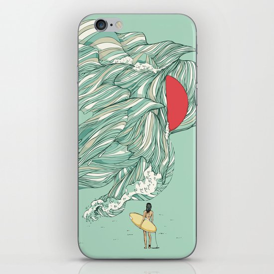 Ocean Summer iPhone & iPod Skin