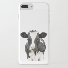 Cow Art iPhone Case