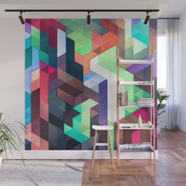 scope 2 (variant) Wall Mural
