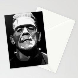 Frankenstien Stationery Cards