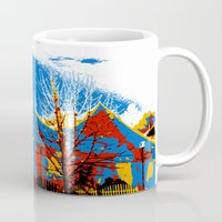 circus Mugs featuring Circus by LoRo  Art & Pictures