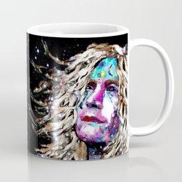 Robert Plant Watching the Stars - Rock Star Collection. Coffee Mug