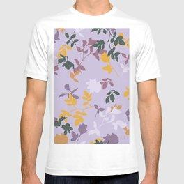 Beautiful Cut Out Flowers T-shirt
