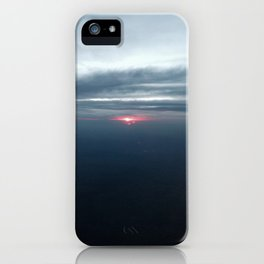 Last Light iPhone Case