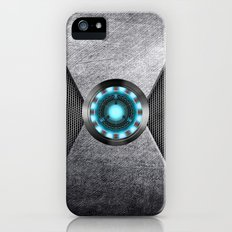 metalic reactor iPhone SE Slim Case