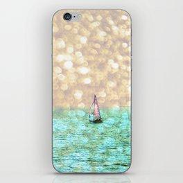 Sparkling iPhone Skin