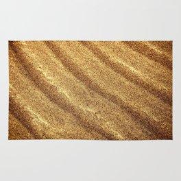 golden sands Rug