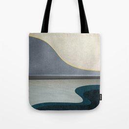 Minimal Landscape 05 Tote Bag