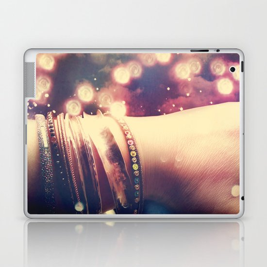 Bangles Laptop & iPad Skin