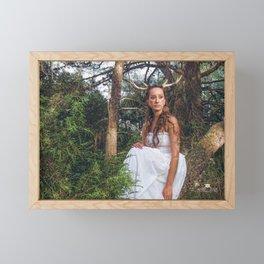 Forest Guardian Framed Mini Art Print