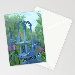 Las Pozas Garden, Mexico Stationery Cards