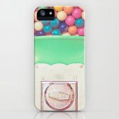 Happy Bubblegum iPhone (5, 5s) Slim Case