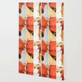Art Remix of Piero della Francesca Wallpaper