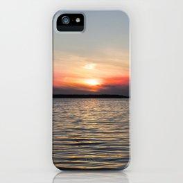 Lac La Biche iPhone Case