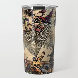 Medieval Minstrel Spirits Travel Mug