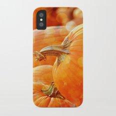 MAGICAL PUMPKINS  Slim Case iPhone X