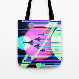 The Grand Tour : Vintage Space Poster Cool Tote Bag