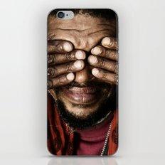 See No Evil. iPhone & iPod Skin