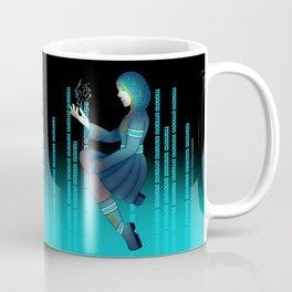 Techno witch Coffee Mug