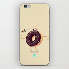 Baked to Rule iPhone & iPod Skin