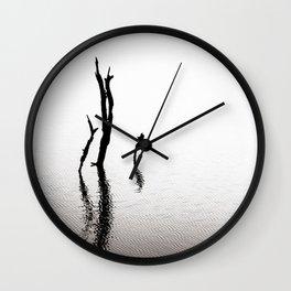 Water I Wall Clock