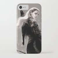 archer iPhone & iPod Cases featuring the archer by evankart
