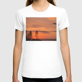 Kings Beach Sunrise T-shirt