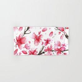 Cherry Blossoms #society6 #buyart Hand & Bath Towel