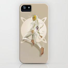Sci-Fi PinUp iPhone Case