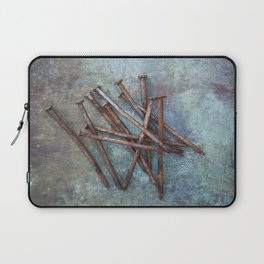 a bunch of nails Laptop Sleeve
