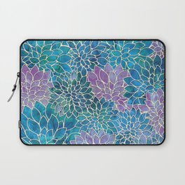 Floral Abstract 33 Laptop Sleeve