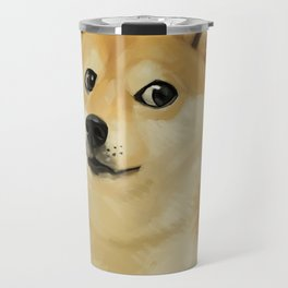 Doge Travel Mug