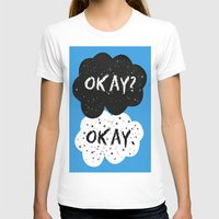 the fault in our stars T-shirts featuring The Fault in our Stars by MariBee