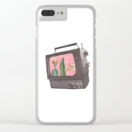 Do Not Adjust Your Screen Clear iPhone Case