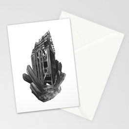 Obsidian House Stationery Cards