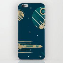 Star Wars Throwback iPhone Skin