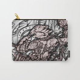 The Tiger and the Serpent Carry-All Pouch