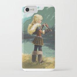 Little wings iPhone Case
