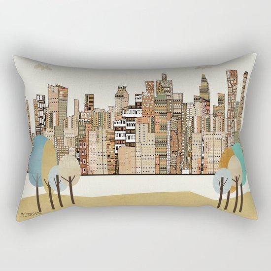 montreal Rectangular Pillow