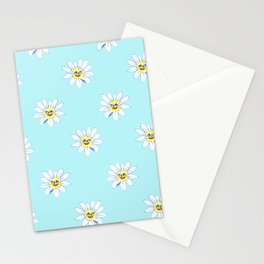 Happy Marguerite - Summer Flower Stationery Cards