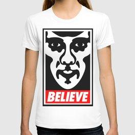 Believe - Sherlock T-shirt