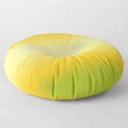 Banana Gradient Floor Pillow