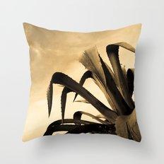 Another Day Another Time Throw Pillow