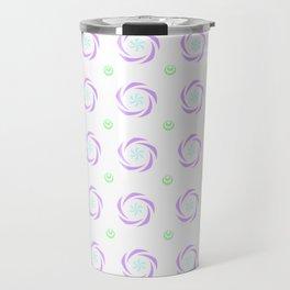 Circle Pattern 1 Travel Mug