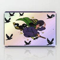 witch iPad Cases featuring Witch by Art-Motiva