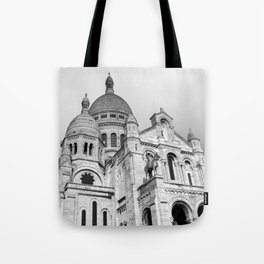 Sacre Coeur Montmartre Paris Tote Bag