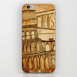 Colosseum  iPhone Skin