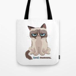 Morning. Tote Bag